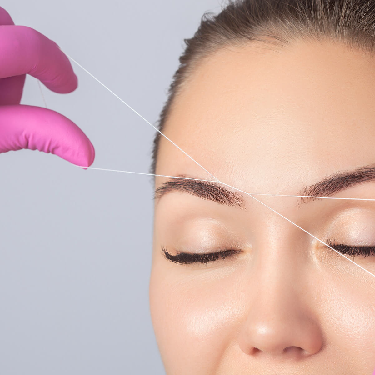 Brow Threading Package